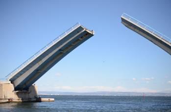 Fabrice Lauterjung Et quand il eut passé le pont..., photographie de repérage du film. © Fabrice Lauterjung